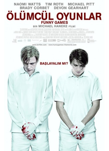 Funny Games (Dvd)