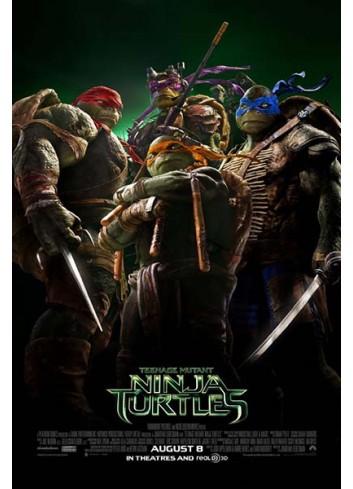 Ninja Kaplumbağalar (Dvd)