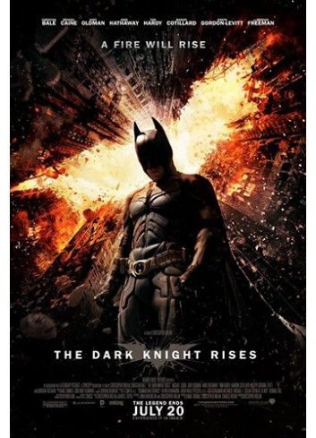 The Dark Knight Rises (Dvd)