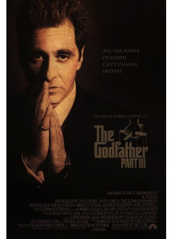 The Godfather: Part III (Dvd)