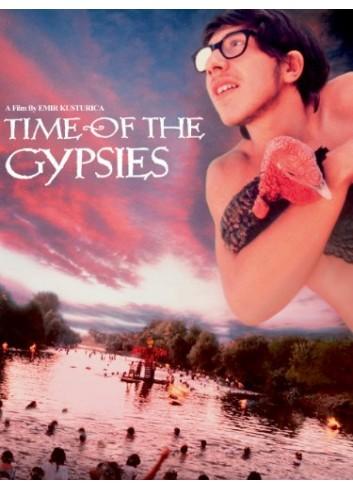 Çingeneler Zamanı (Dvd)