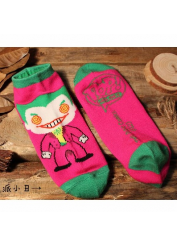 Joker Kids Sock DC Comics