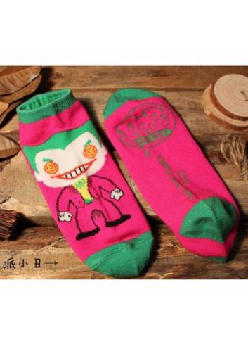 Joker Kids Sock DC Comics