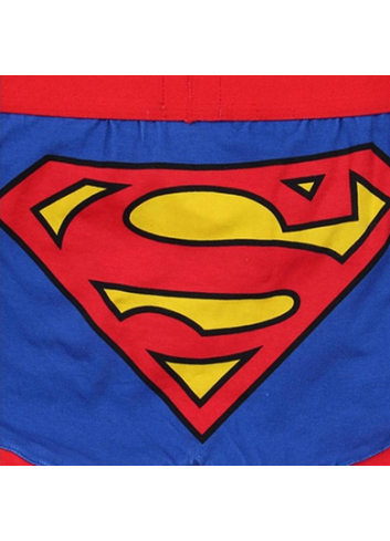 Superman Woman Underwear