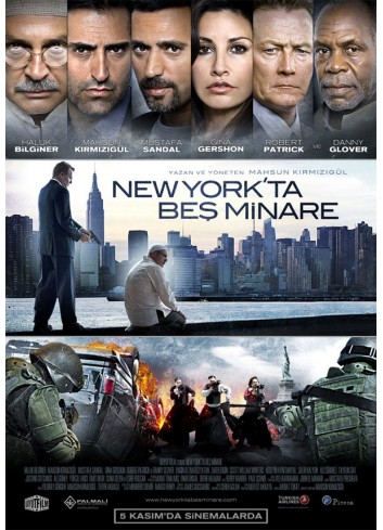 Five Minarets in New York (Dvd)