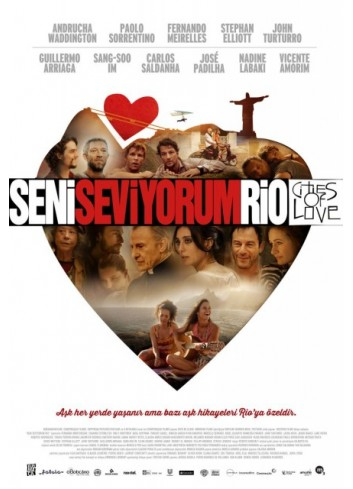Rio I Love You (Dvd)