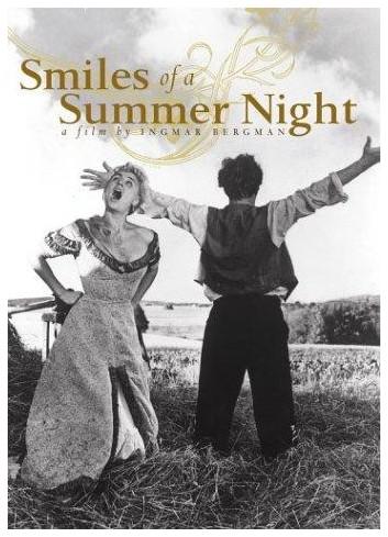 Bir Yaz Gecesi Tebessümleri (Dvd)