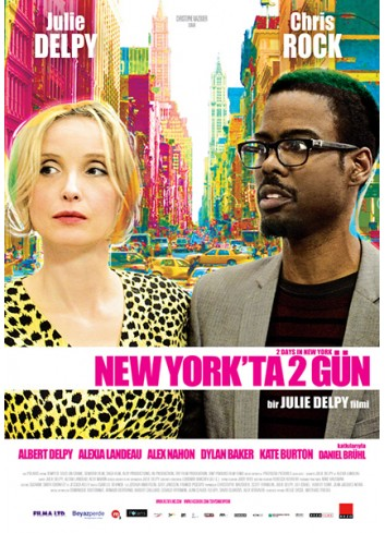 New York'ta 2 Gün (Dvd)