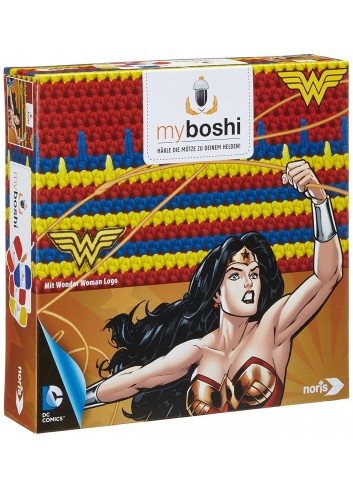 Wonder Woman Örgü Bere