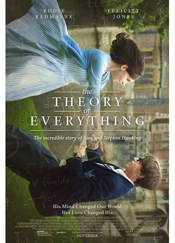 The Theory of Everything (Blu-Ray)