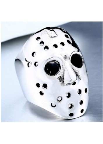 Jason Mask Ring