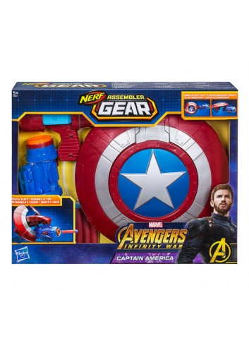 Avengers Kalkan Ass.Gear Captain America