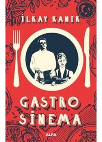 Gastro Sinema (Turkish Book)