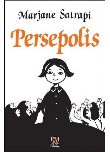 Persepolis (Turkish Comic Book)