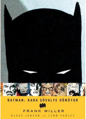 Batman - Kara Şövalye Dönüyor (Çizgi Roman)