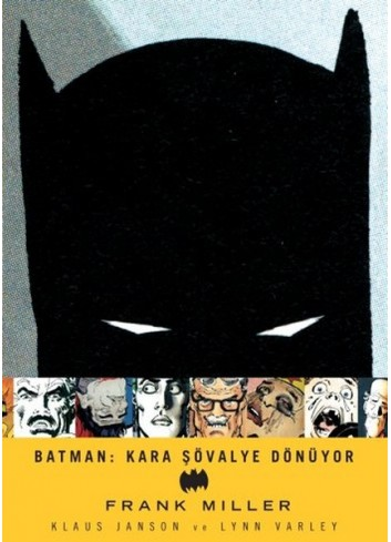 Batman - Kara Şövalye Dönüyor (Turkish Comic Book)