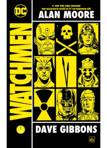 Watchmen (Turkish Book)