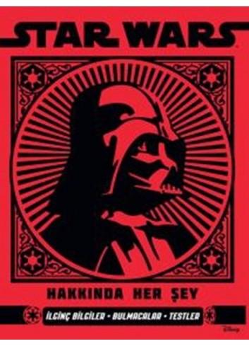 Star Wars Hakkında Her Şey (Kitap)