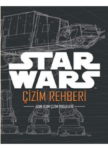 Star Wars Çizim Rehberi (Turkish Design Book)