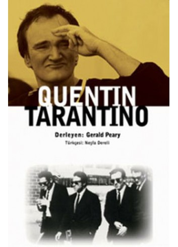 Quentin Tarantino (Turkish Book)