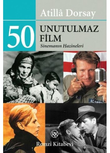 50 Unutulmaz Film (Turkish Book)