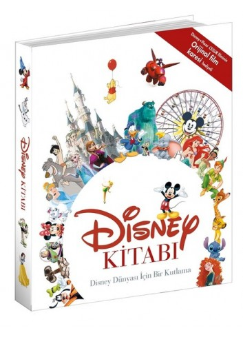 Disney Kitabı (Turkish Book)