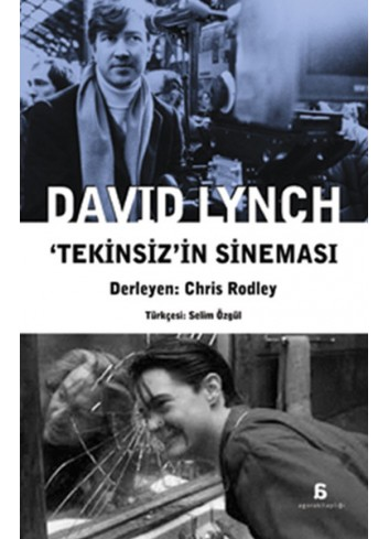 David Lynch - Tekinsiz'in Sineması (Turkish Book)