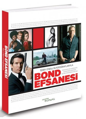 Bond Efsanesi (Turkish Book)