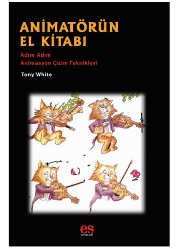 Animatörün El Kitabı (Turkish Book)