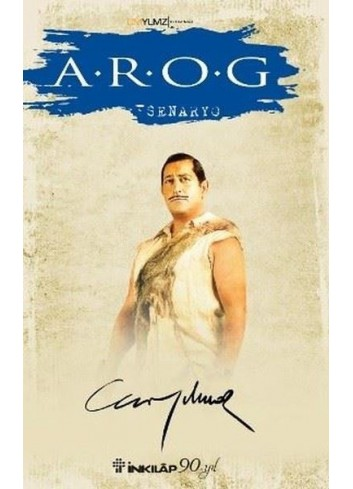 A.R.O.G,Senaryo (Kitap)