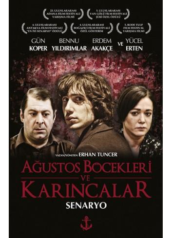 Ağustos Böcekleri ve Karıncalar (Turkish Book)