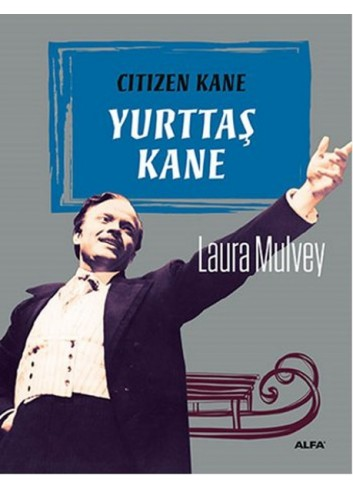 Yurttaş Kane (Turkish Book)
