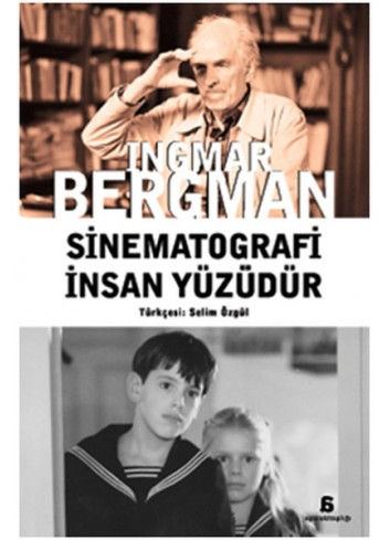 Sinematografi İnsan Yüzüdür (Turkish Book)