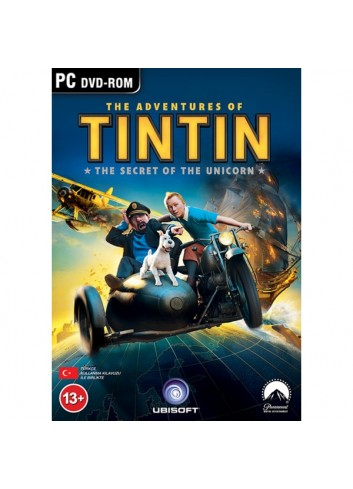 Pc The Adventures Of Tintin