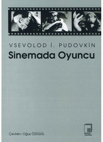 Sinemada Oyuncu (Turkish Book)