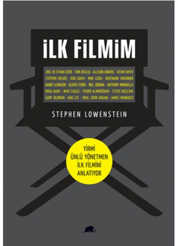 İlk Filmim (Turkish Book)