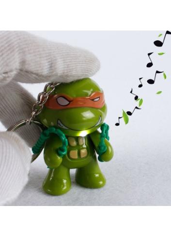Ninja Kaplumbağalar Müzikli Anahtarlık