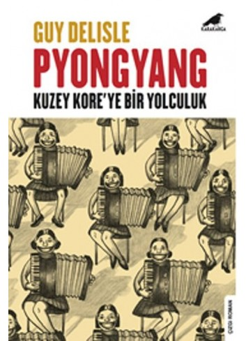 Pyongyang (Turkish Comic Book)