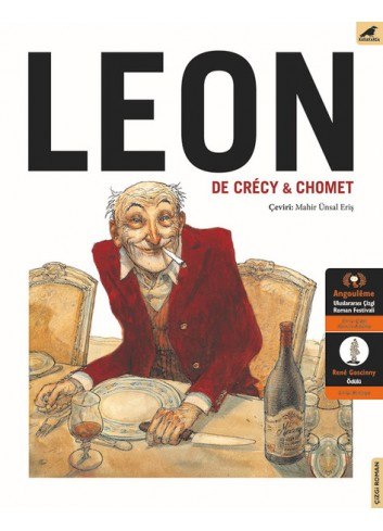 Leon (Turkish Comic Book)