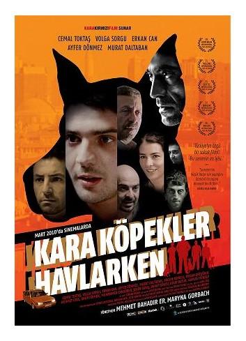 Kara Köpekler Havlarken (Dvd)