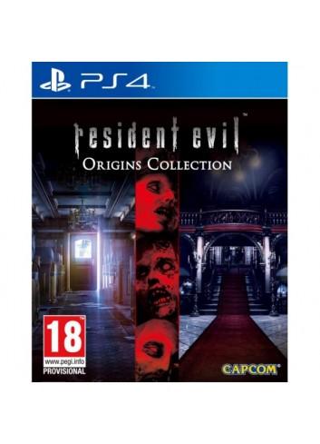 Ps4 Resident Evil: Origins