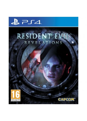 Ps4 Resident Evil : Revelations Hd