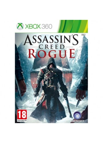 X360 Assassins Creed Rogue