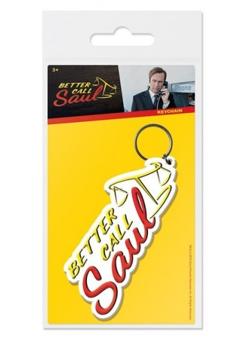 Better Call Saul Logo Keychain