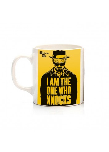 Breaking Bad - I Am The One Who Knocks Kupa