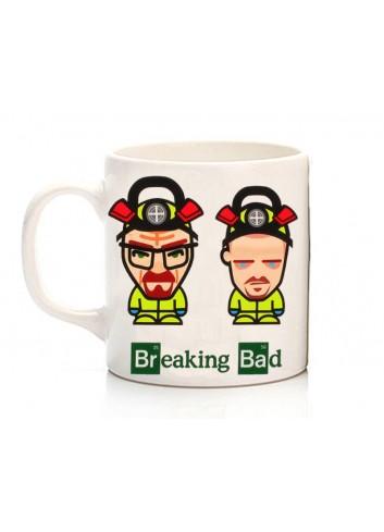 Breaking Bad - Walter & Pinkman Karikatür Mug