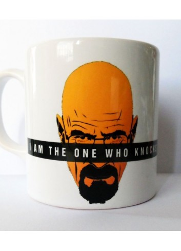 Breaking Bad Mug (Orange)