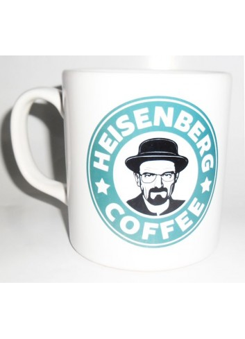 Breaking Bad - Heisenberg Starbucks Mug