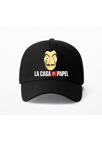 La Casa De Papel - Mask Hat