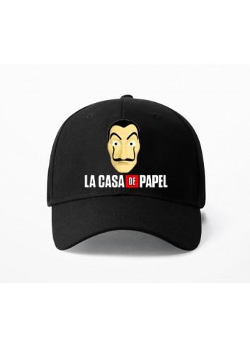 La Casa De Papel - Mask Şapka